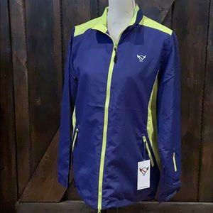 SWING tennis/golf jacket